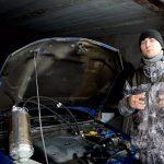 Термос с антифризом или как облегчить пуск двигателя