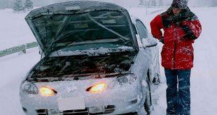 Как не замерзнуть в машине зимой?