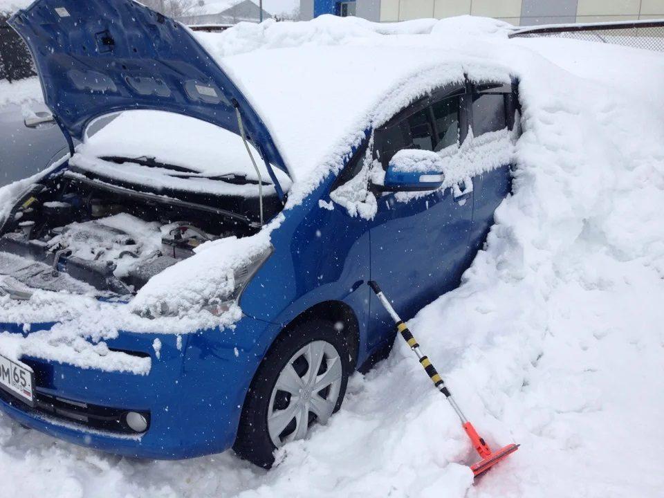 7 основных причин, почему не удалось завести автомобиль в мороз