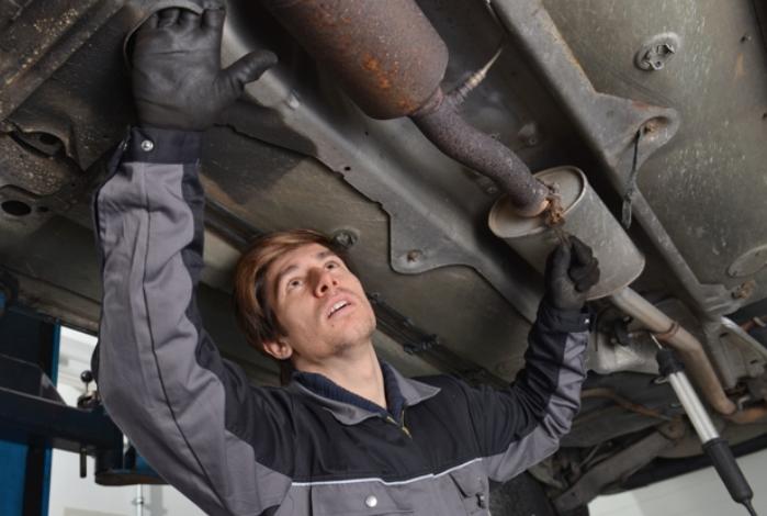 Как узнать, забит ли катализатор в автомобиле?