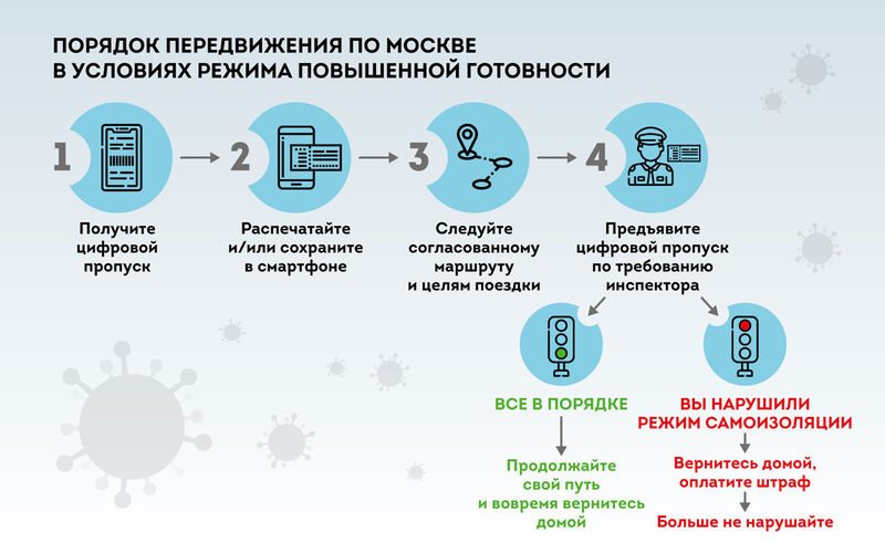 Что отвечать инспектору ГИБДД при пропускном режиме c 15 апреля 2020