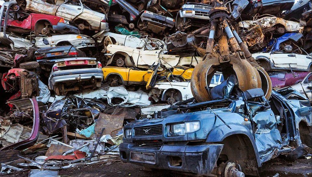 В России отменили утильсбор для некоторых автомобилей