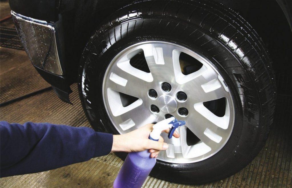Чернение шин: какой метод лучше?