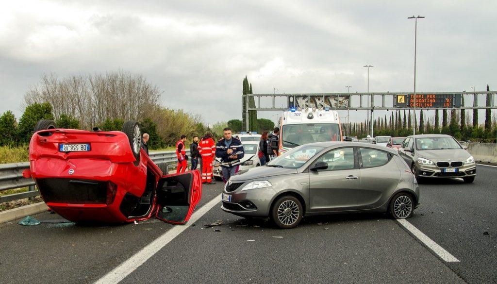 """""""Бесконтактная"""" авария - новое основание для лишения водительских прав"""