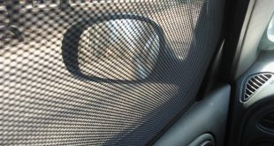 Разрешены ли занавески или съемные сетчатые шторки на стеклах передних дверей