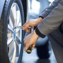 Как меняют шины на авто?